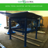 NEW FEED HOPPER WITH CONVEYOR